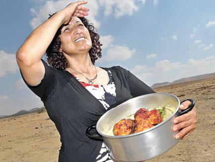 המבשלות של ירוחם, לאה גרינברג