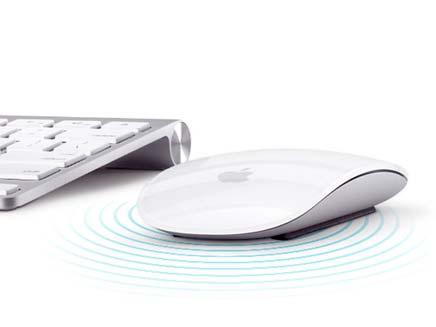 העכבר החדש של אפל (צילום: חדשות 2)