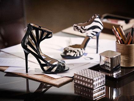 ג'ימי צ'ו ל-H&M נעליים (צילום: האתר הרשמי)