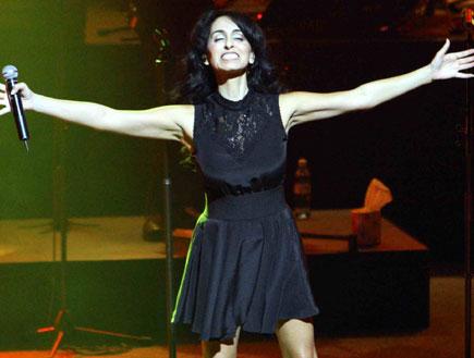 ריטה הופעה עם כנסיית השכל 4 (צילום: עודד קרני)