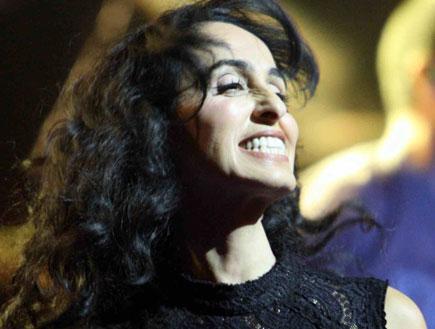 ריטה הופעה עם כנסיית השכל 7 (צילום: עודד קרני)
