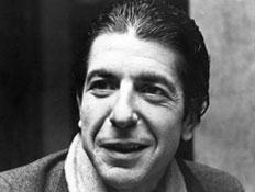 לאונרד כהן שחור לבן (צילום: Gettyimages IL, getty images)