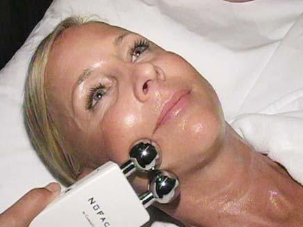 ניתוח פנים (צילום: חדשות 2)