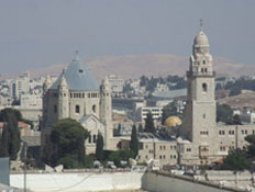 טיול בירושלים: המגדל עם דיוקנו של הקיסר (צילום: ערן גל-אור, מסלולים> להתאהב בארץ מחדש)