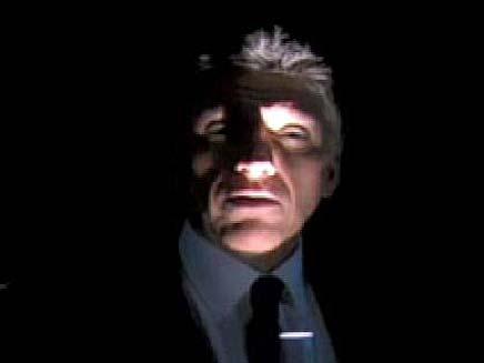 פרגוסון בחושך (צילום: CNN)