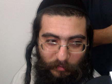 אליאור חן בבית משפט השלום בירושלים (צילום: חדשות 2)