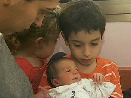 ילדים זה שמחה (צילום: חדשות 2)