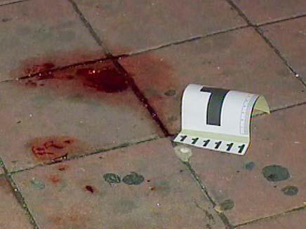 ירי בקרית מלאכי (צילום: חדשות 2)