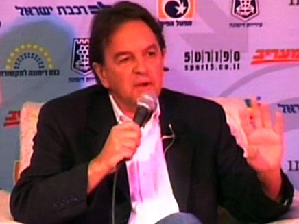 דונלד בוסטרום, דיבר בגנות ישראל (צילום: חדשות 2)