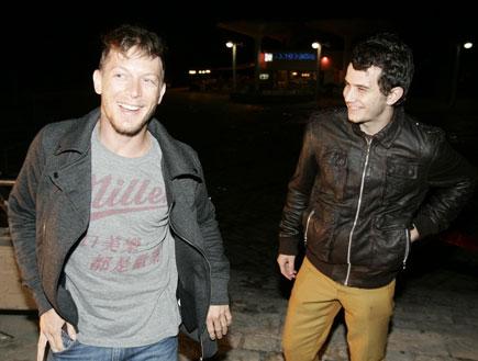 אירוע רוקדים עם כוכבים של רשת עפר שכטר ומיכאל מושו (צילום: אלעד דיין)