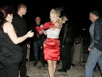 אירוע רוקדים עם כוכבים של רשת פנינה רוזנבלום (צילום: אלעד דיין)