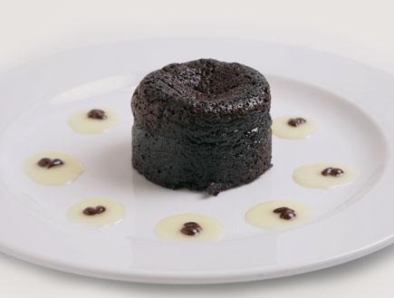 פונדנט שוקולד של לחם ארז (צילום: דניאל לילה, לחם ארז )