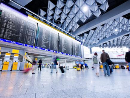 שדה תעופה (צילום: Nikada, Istock)