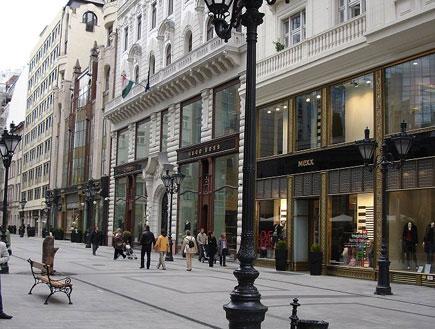 שדרת ואצי, בודפשט (צילום: ויקיפדיה)