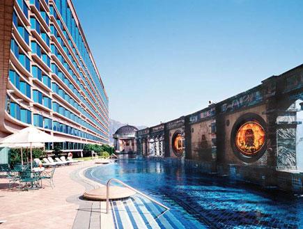 מלון רויאל פלאזה, הונג קונג (צילום: האתר הרשמי)