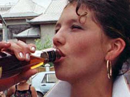 שיכורה (צילום: AP)