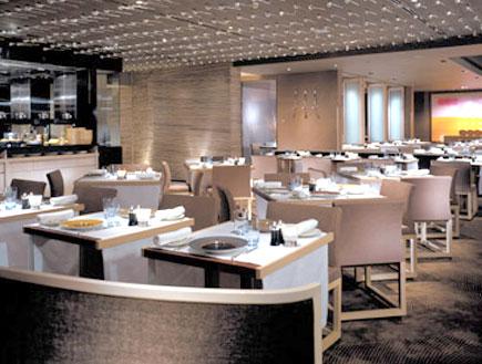 מסעדת Spoon by Alain Ducasse, הונג קונג (צילום: האתר הרשמי)