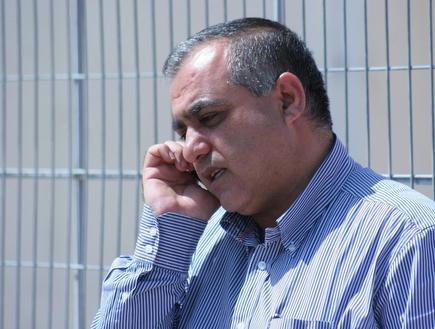 חסאן אבוסאלח (עמית מצפה) (צילום: מערכת ONE)