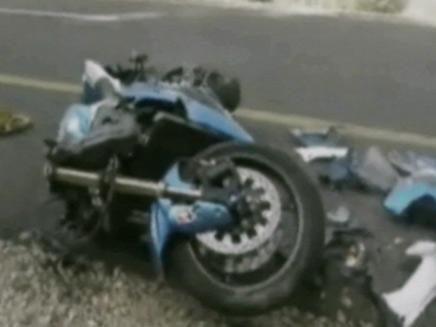 """תאונה קשה בת""""א. ארכיון (צילום: חדשות 2)"""