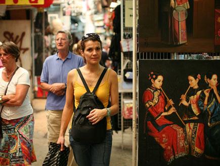 סטנלי מרקט, הונג קונג (צילום: Andrew Wong, GettyImages IL)