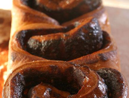 עוגת שמרים שוקולד (צילום: דניאל לילה, מסעדת טאטי)