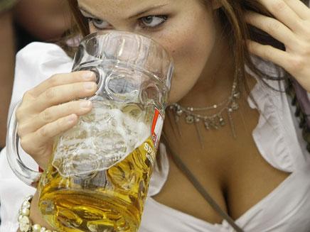 שותים לבריאות: היתרונות באלכוהול (צילום: רויטרס)