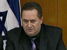 ישראל כץ. ממשיך במאבק