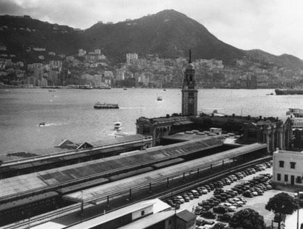 ויקטוריה פיק, הונג קונג 1960 (צילום: Three Lions, GettyImages IL)