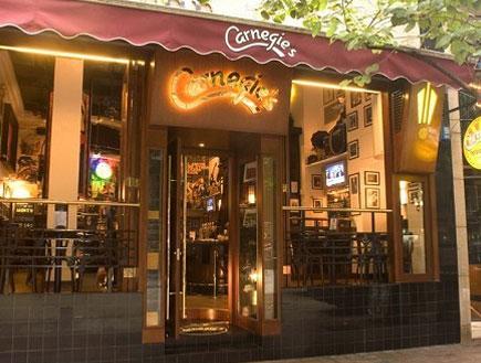 הכניסה לבר carnegies, הונג קונג (צילום: האתר הרשמי)