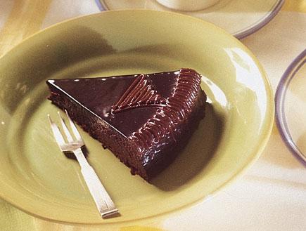 עוגת שוקולד של דניאל (צילום: בן עמי)