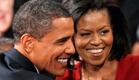 בני הזוג אובמה - רק נראים מאוהבים?