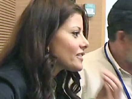אורלי לוי (צילום: חדשות 2)