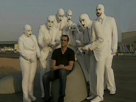 להקת ווקה (צילום: חדשות 2)