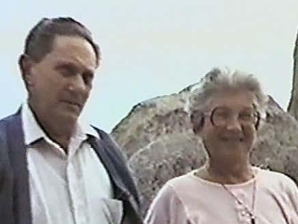 זוג קשישים שהתאבד (צילום: חדשות 2)