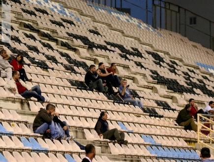 אצטדיון הקופסא (קובי אליהו) (צילום: מערכת ONE)