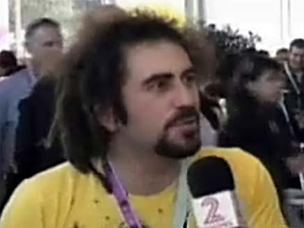 יקוב פאריס אסטרטג טכנולוגי ראשי מקקאן אריקסון (צילום: חדשות 2)