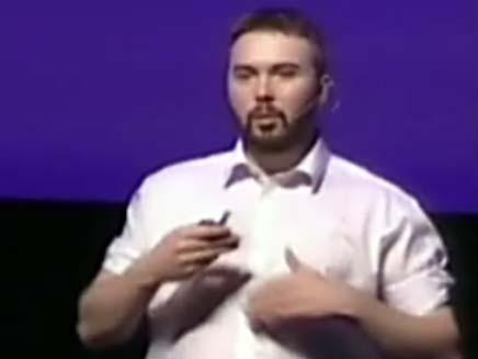 """בן ויטקר - יזם ומנכ""""ל masabi (צילום: חדשות 2)"""