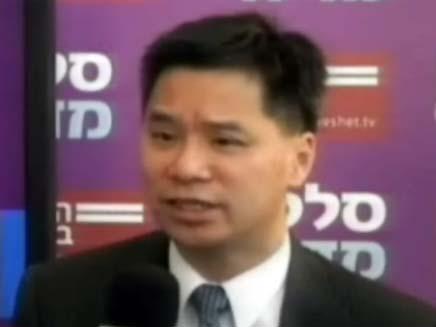 פול לי נשיא ea studios inc לשעבר (צילום: חדשות 2)