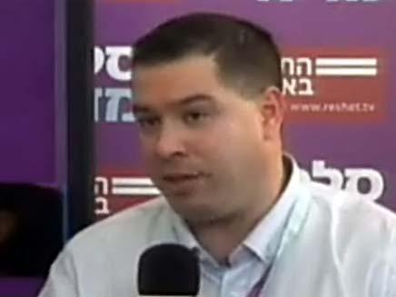 """ליאור צורף סמנכ""""ל שיווק מחלקת האונליין - מיקרוסופט (צילום: חדשות 2)"""