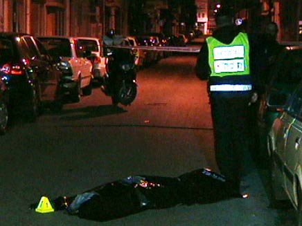 חשד לרצח במשפחה ברהט. צילום ארכיון (צילום: חדשות 2)