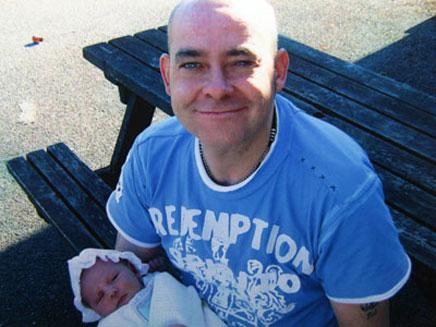 איאן דורקין -  נהרג כתוצאה משן רקובה (צילום: metro)