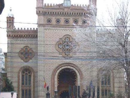 בית הכנסת קורל, בוקרשט רומניה