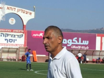דני גולן, מחכה להפועל ירושלים (צילום: מערכת ONE)