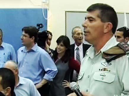 גבי אשכנזי (צילום: חדשות 2)