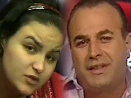 תמיר גל ומעיין חודדה (צילום: חדשות 2)
