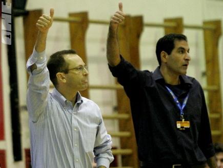 דן שמיר ואורן אהרוני (אמיר לוי)