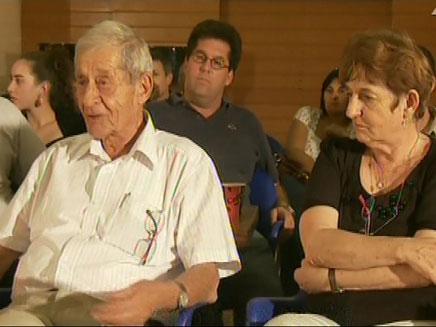 משפחת קלוירסקי (צילום: חדשות 2)