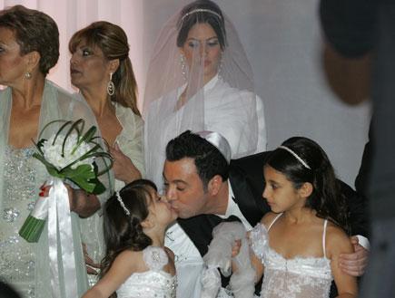 חתונה ליאור נרקיס (צילום: שוקה כהן)