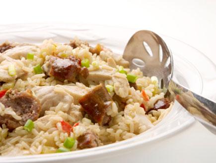 אורז עם נקניקיות (צילום: Robert Linton, Istock)