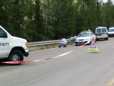 רצח נהג מונית (צילום: חדשות 2)